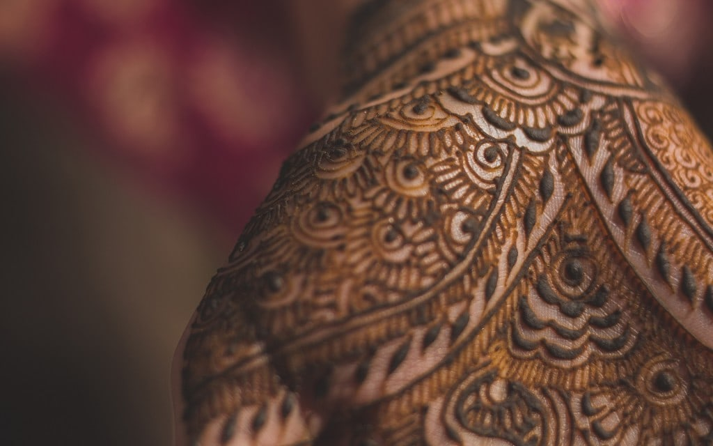 Toronto bridal henna