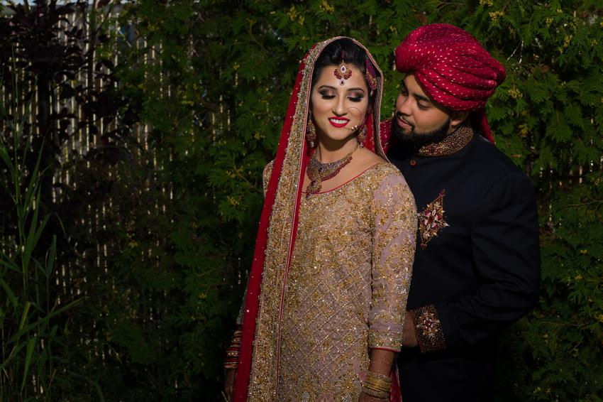 Pakistani couple