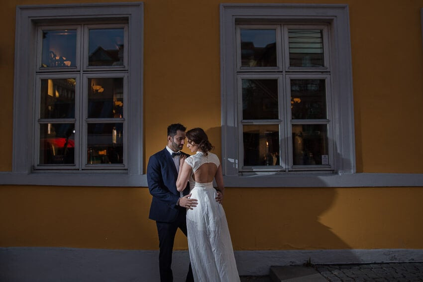 Norway bridal session photo 4