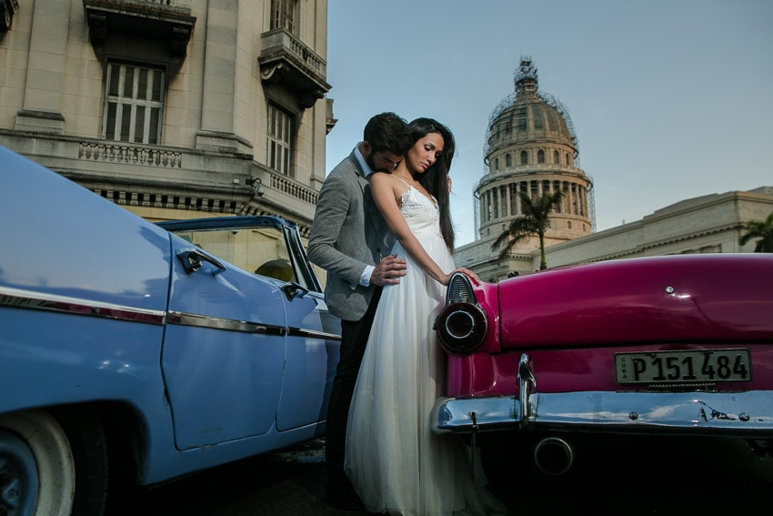 Destination wedding photograher - Affair in Cuba
