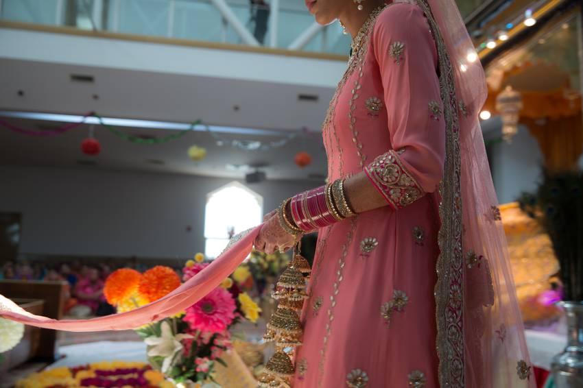 Punjabi Sikh Wedding