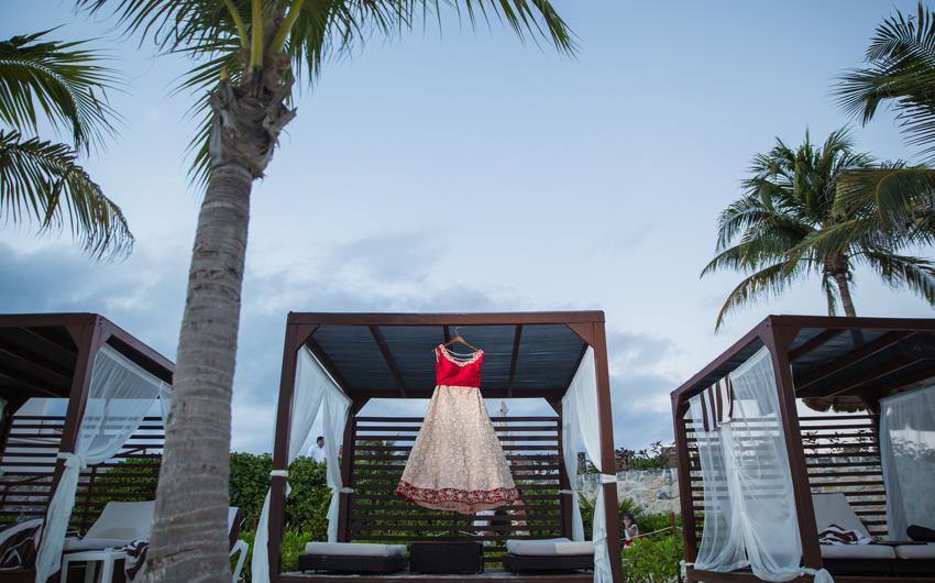 Indian Beach Wedding - 1