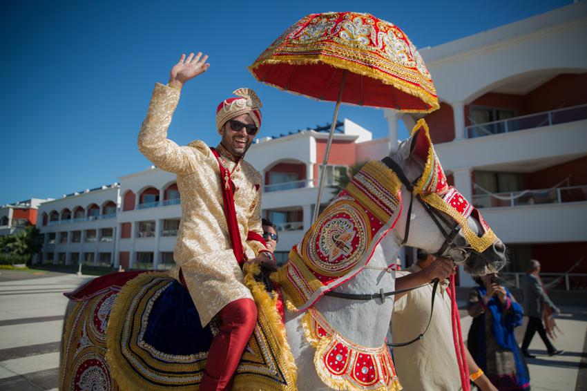 Punjabi Destination Weddings Mexico 17