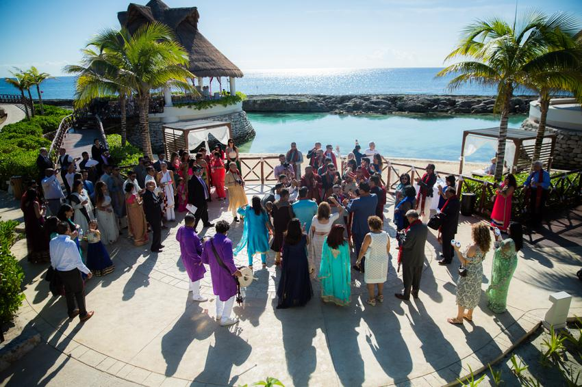 Punjabi Destination Weddings Mexico 24