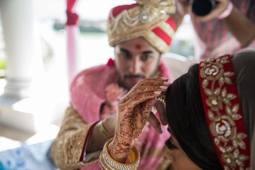 Punjabi Destination Weddings Mexico 43