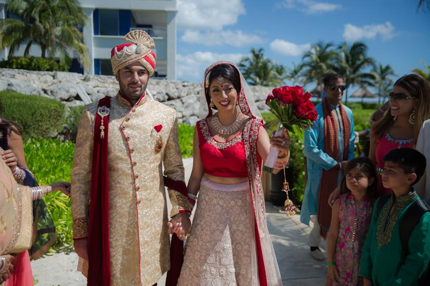 Punjabi Destination Weddings Mexico 46