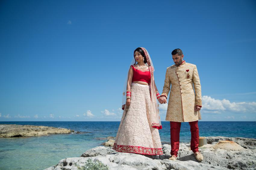 Punjabi Destination Weddings Mexico 48