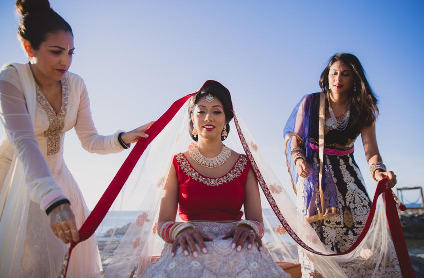 Punjabi Destination Weddings Mexico 8