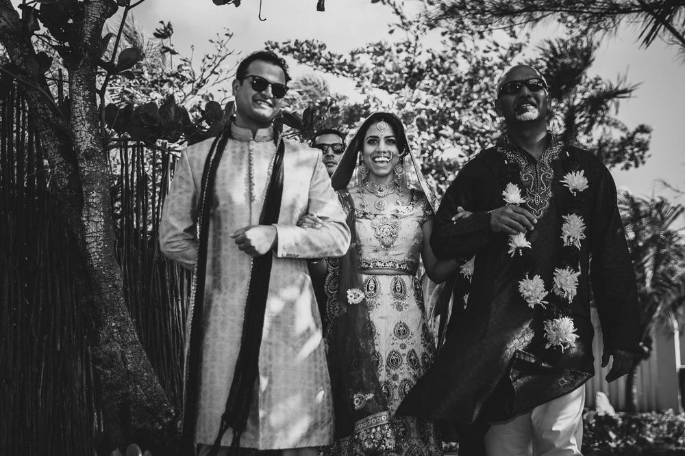 Azul Fives Indian Weddings Cancun 1464