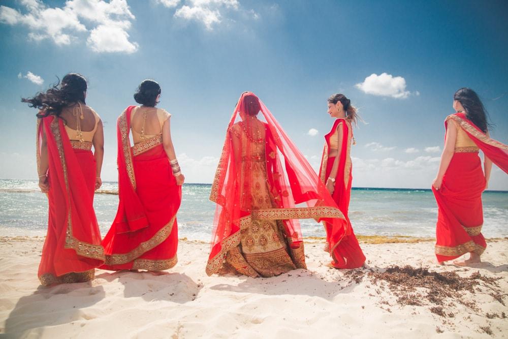 Indian-Beach-destination-Wedding-photographers-Gujrati