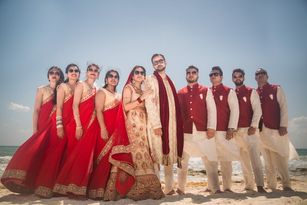 Indian-Beach-destination-Wedding-photographers-
