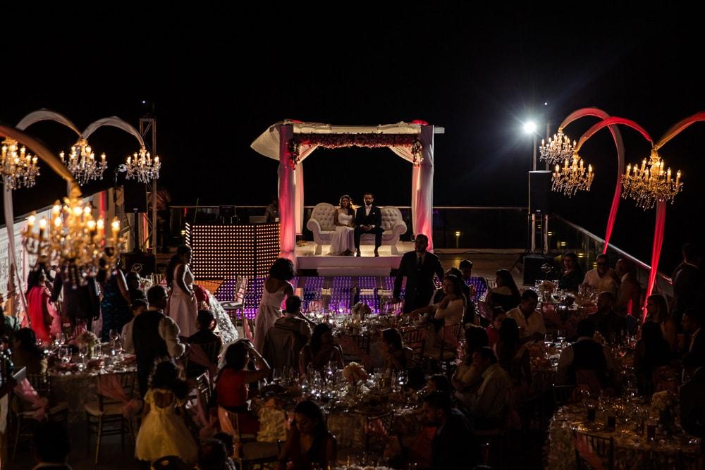 Azul Fives Indian Weddings Cancun 2711