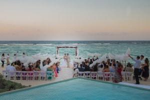 beach-Canadian-Wedding-Mexican