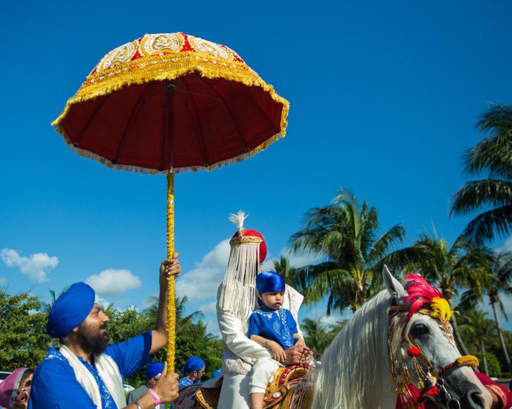 Baraat-Sikh-Wedding
