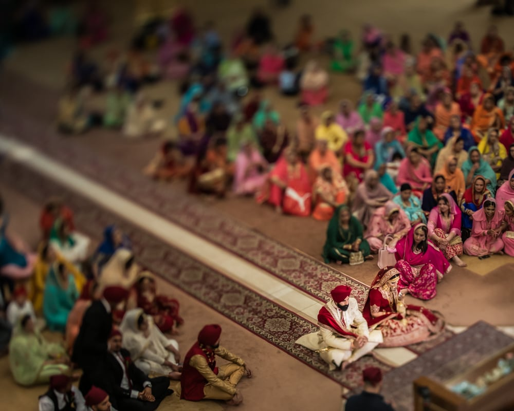Sikh Wedding Photographers