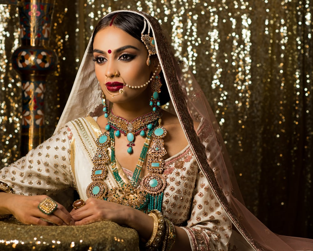 Canvas Makeup artists Toronto Indian Weddings