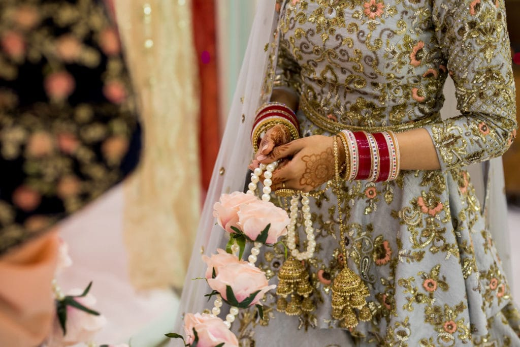 Floral-palla-Toronto-Wedding