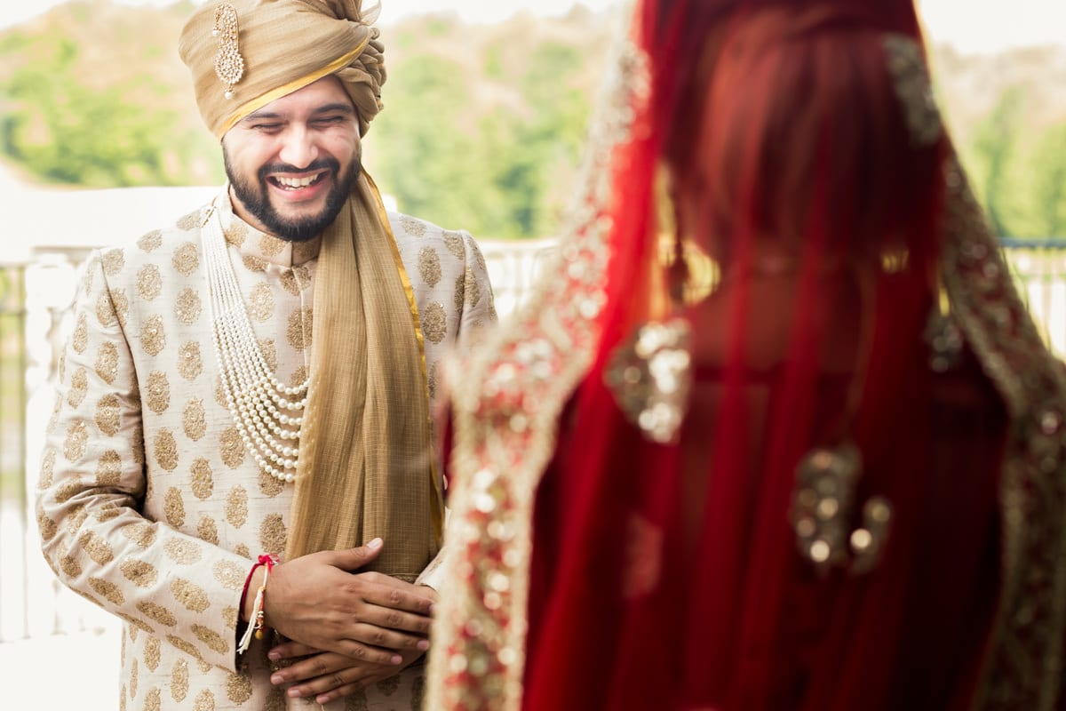 Indian-Wedding-First-look