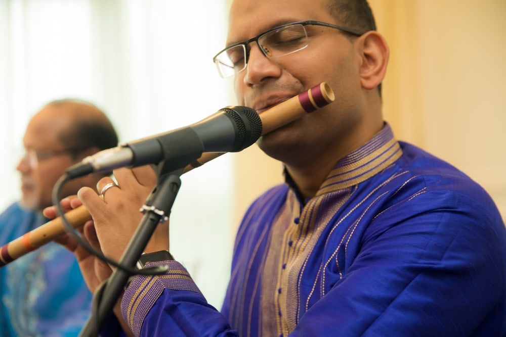 Sahil-Khan-Toronto-Indian-Flute as your Indian Wedding Entertainers
