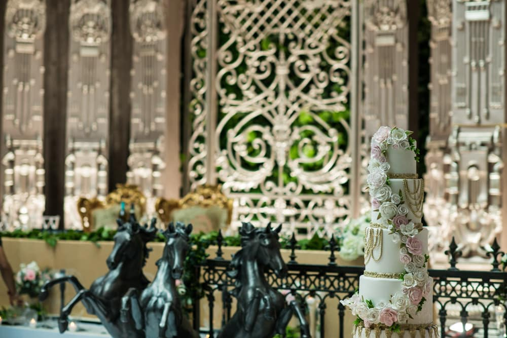 Be mindful of capacity and restrictions when Booking an Indian wedding venue