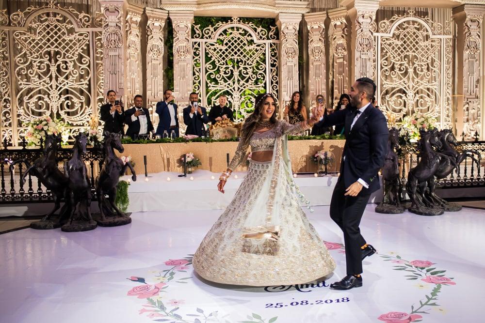 First-dance-photos Indian