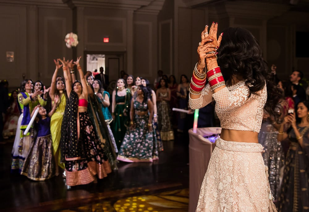 Indian Sikh Wedding Reception in Scarborough Toronto