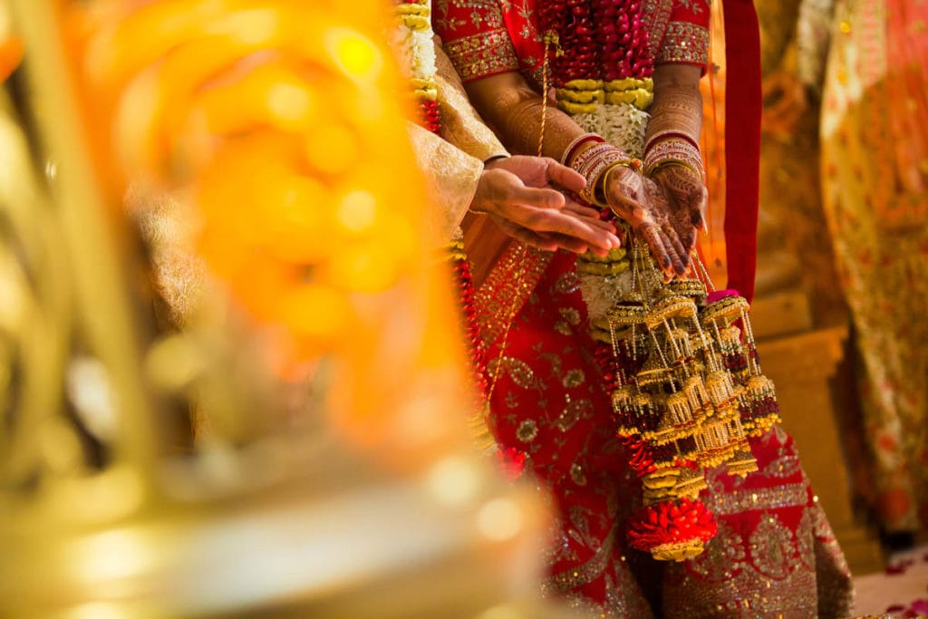 Chicago Indian Hindu Wedding Ceremony