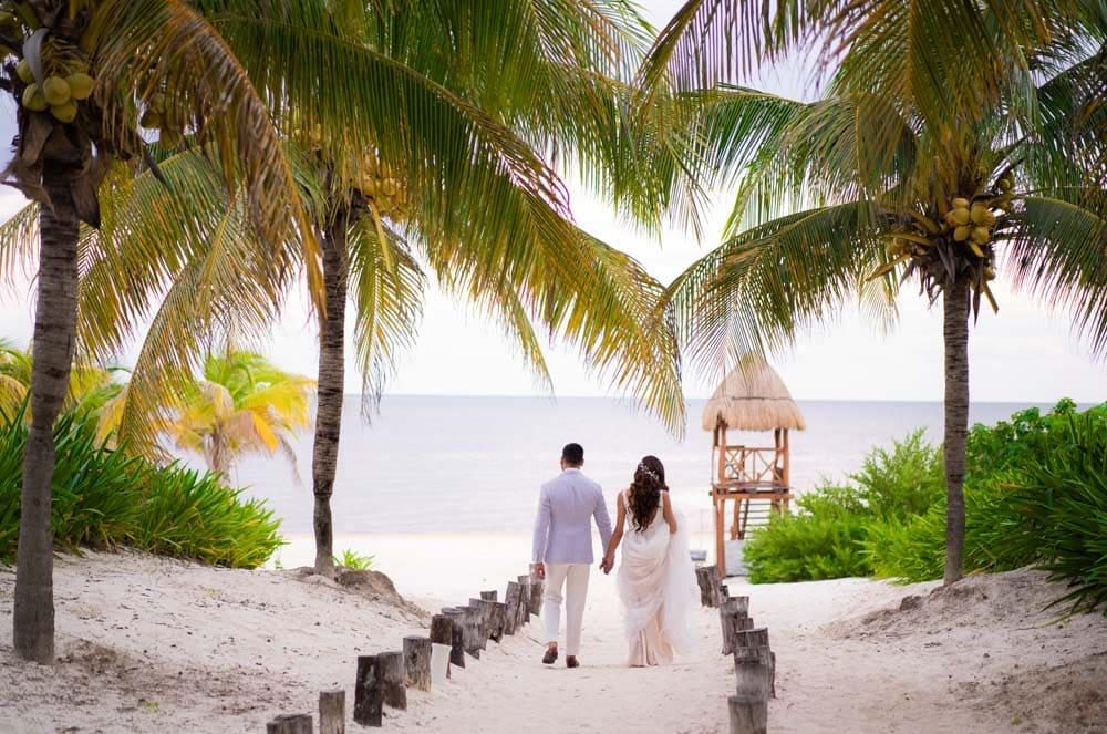 Moon Palace Cancun Indian Wedding