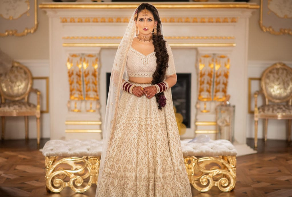 Royal Indian Bridal Look