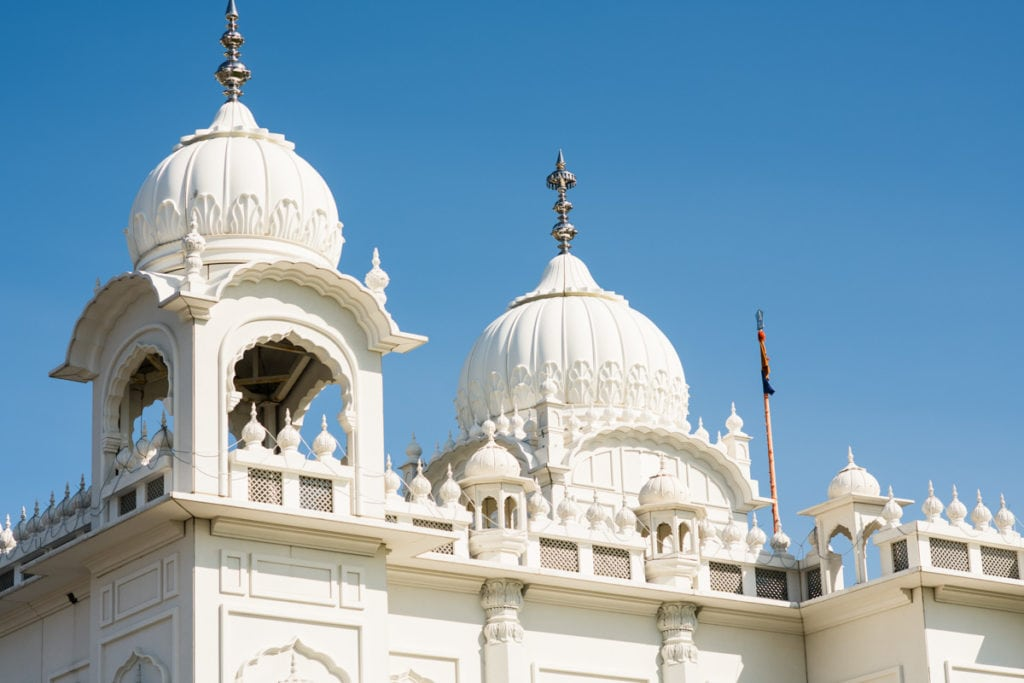 Gurdwara's in Brampton Mississauga and rest of GTA