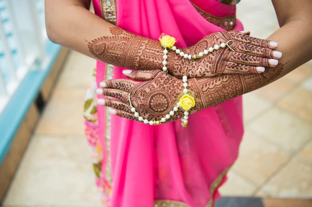 Gujarati vidhi ceremony Toronto Canada Santak
