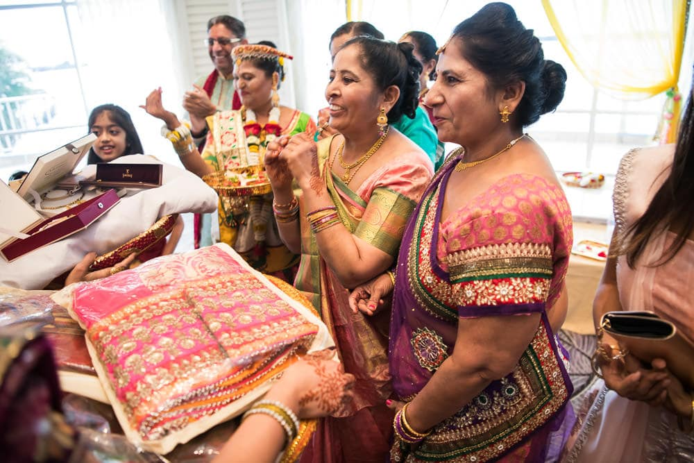 Gujarati vidhi ceremony Toronto Canada Mameru Mosaalu