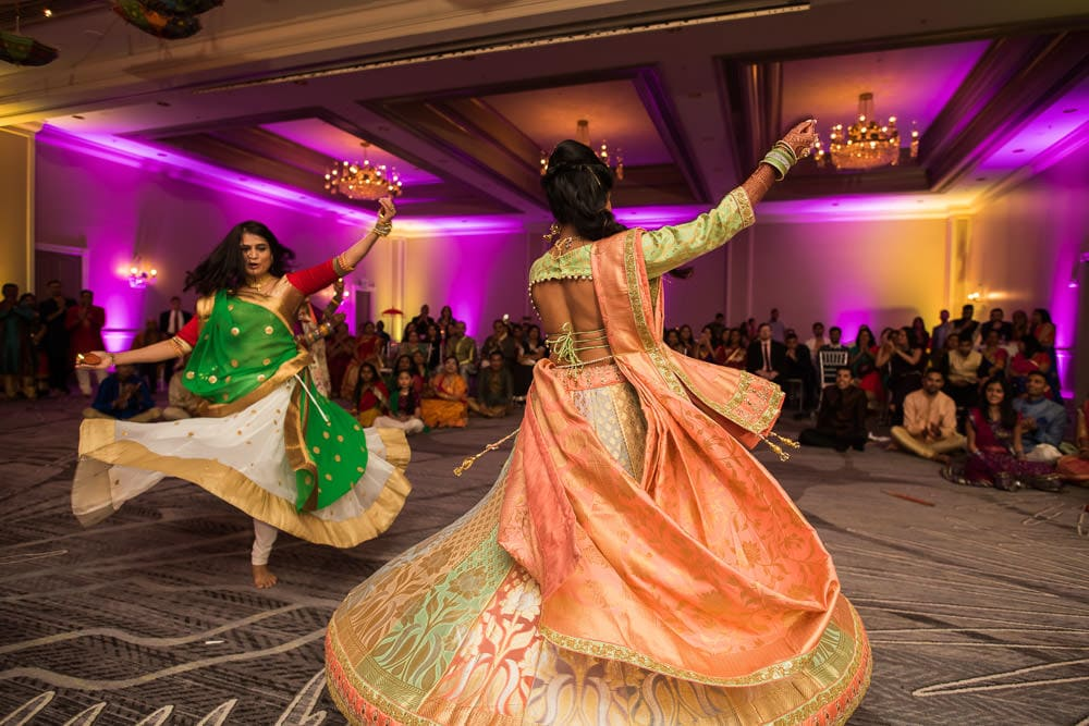 Gujarati wedding Garba and Dandiya Night Toronto Canada