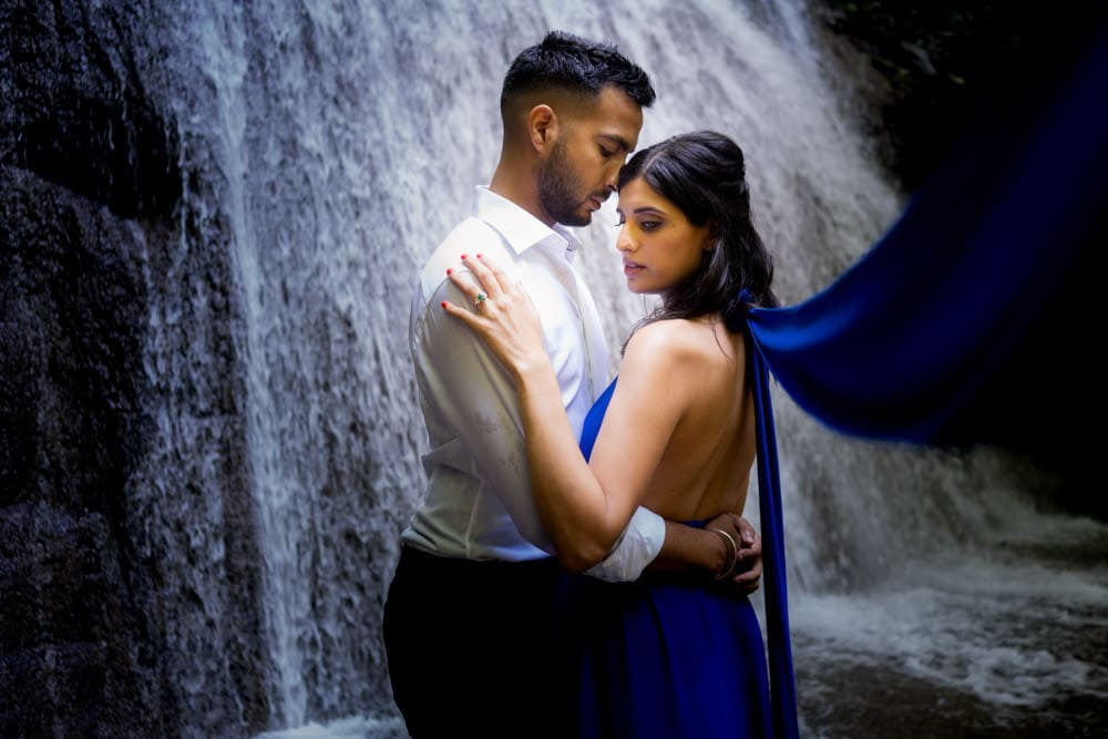 waterfall-indian-wedding-shoot