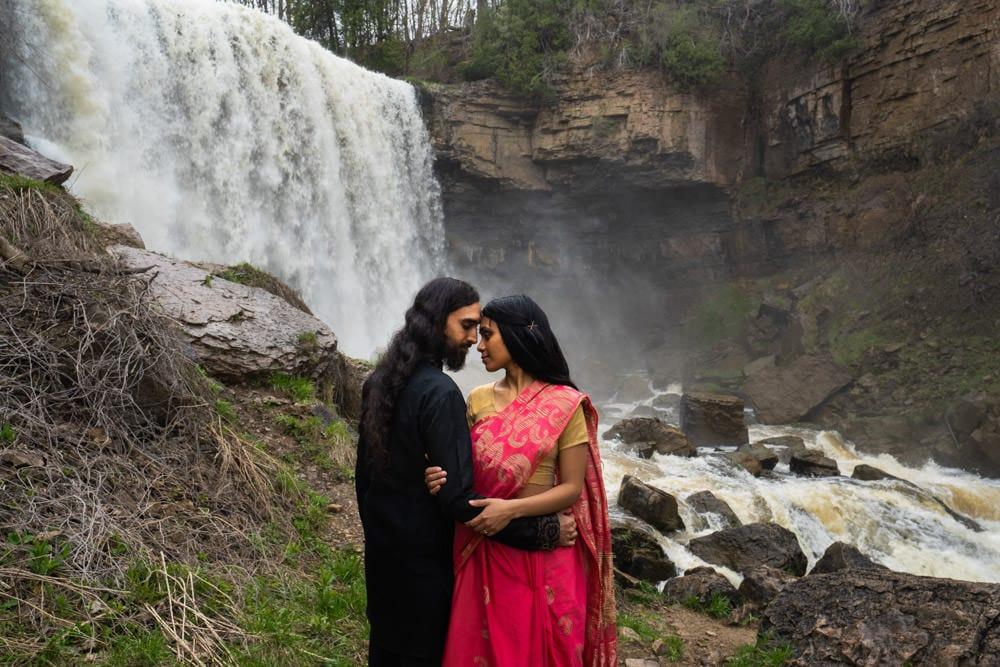 webster falls Hamilton Toronto waterfalls