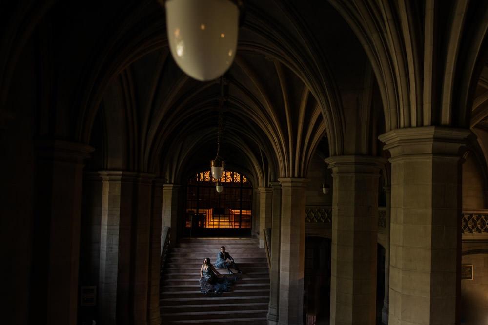 Indoor Knox college