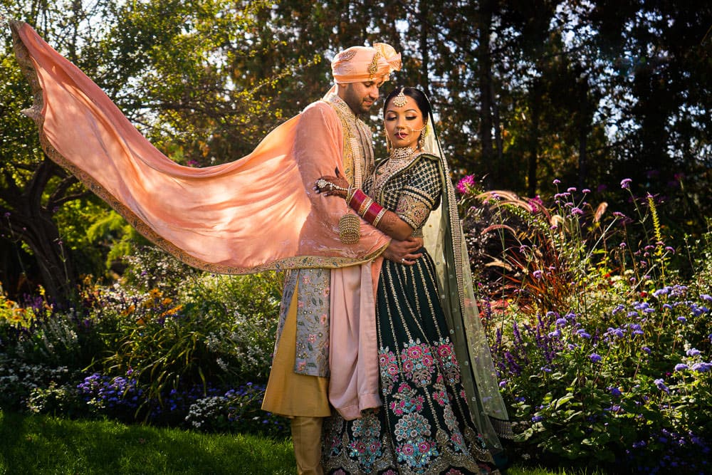 Posing as an Indian Bride. Grand-Indian-Wedding-toronto