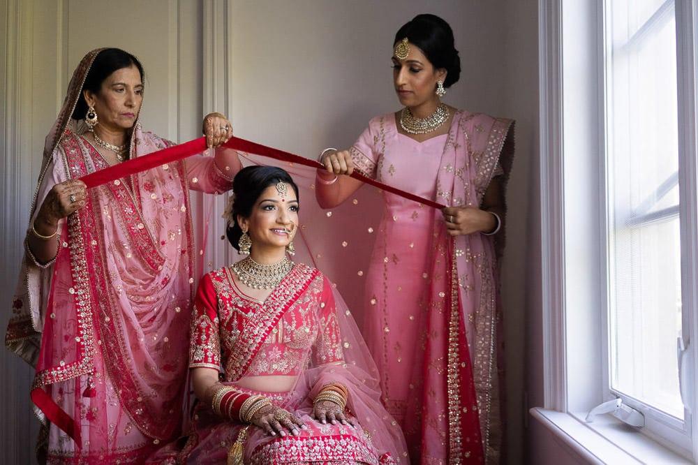 Outdoor Indian Wedding in Toronto