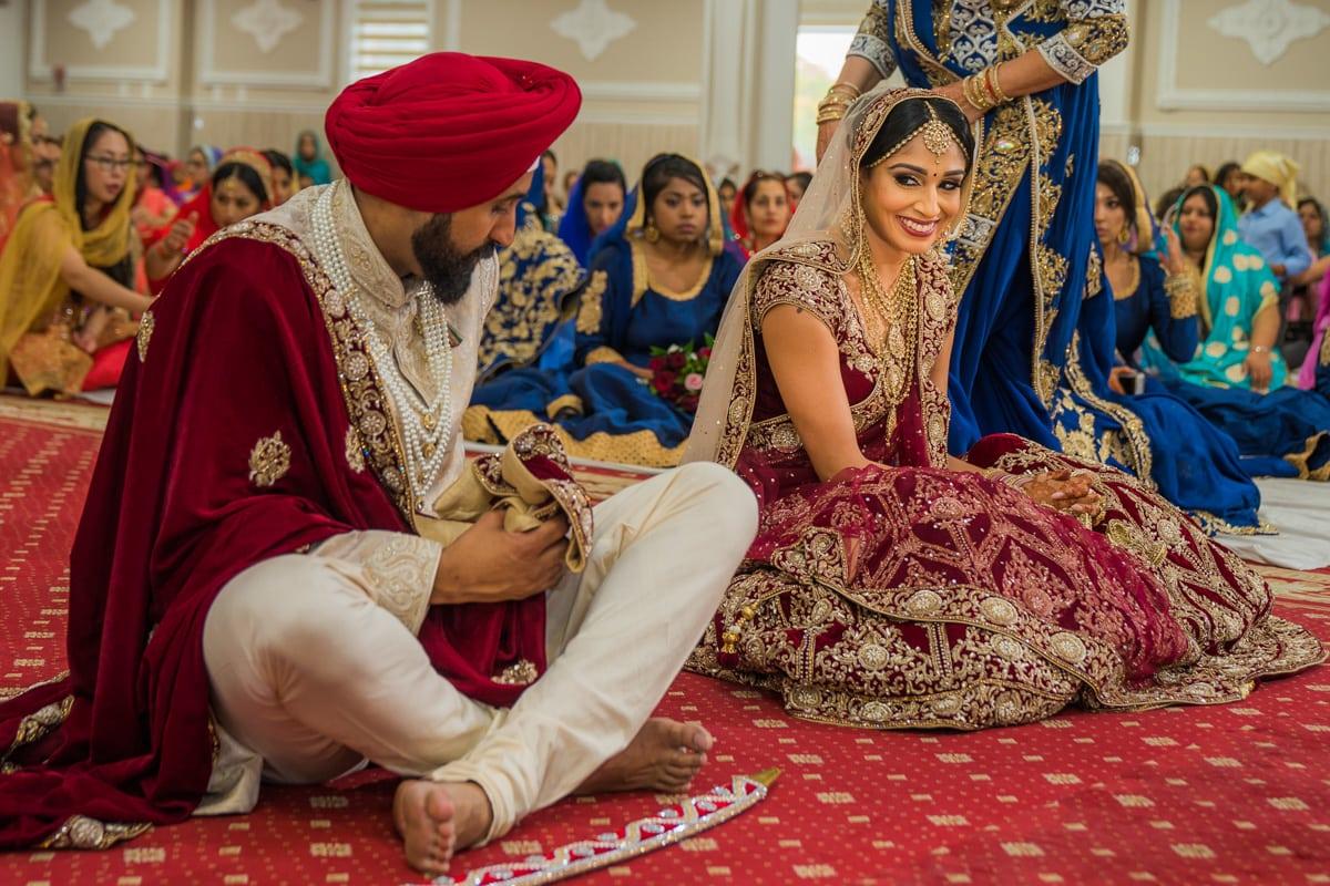 Indian wedding ceremony Toronto