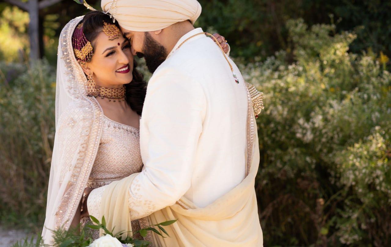 story-telling Indian wedding photographers