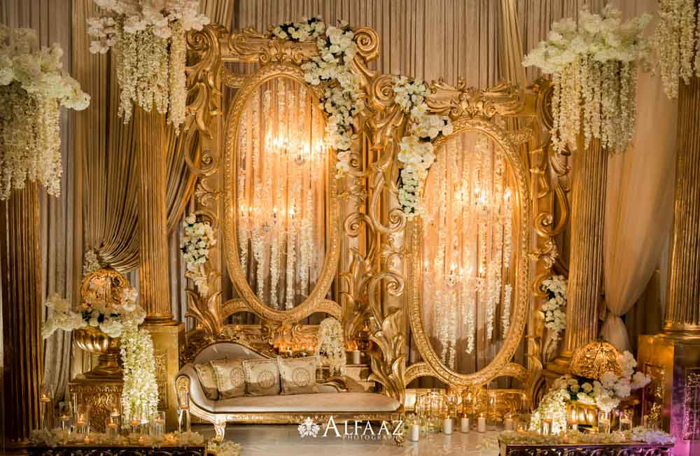 Indian Wedding Décor