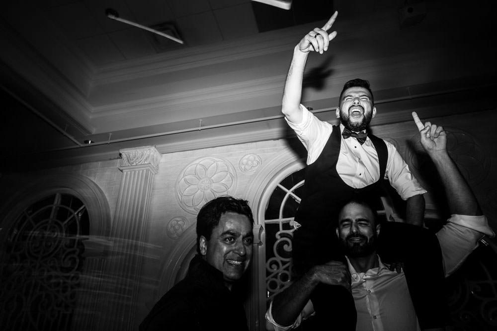 Indian Wedding epic dancefloors