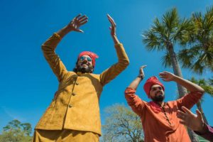 Baraat at Hilton Head Indian Wedding