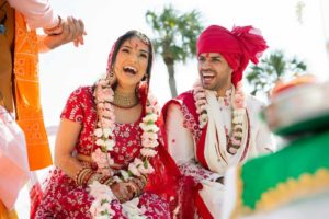 Gujarati Wedding ceremony at Beach Hilton Head Indian Wedding