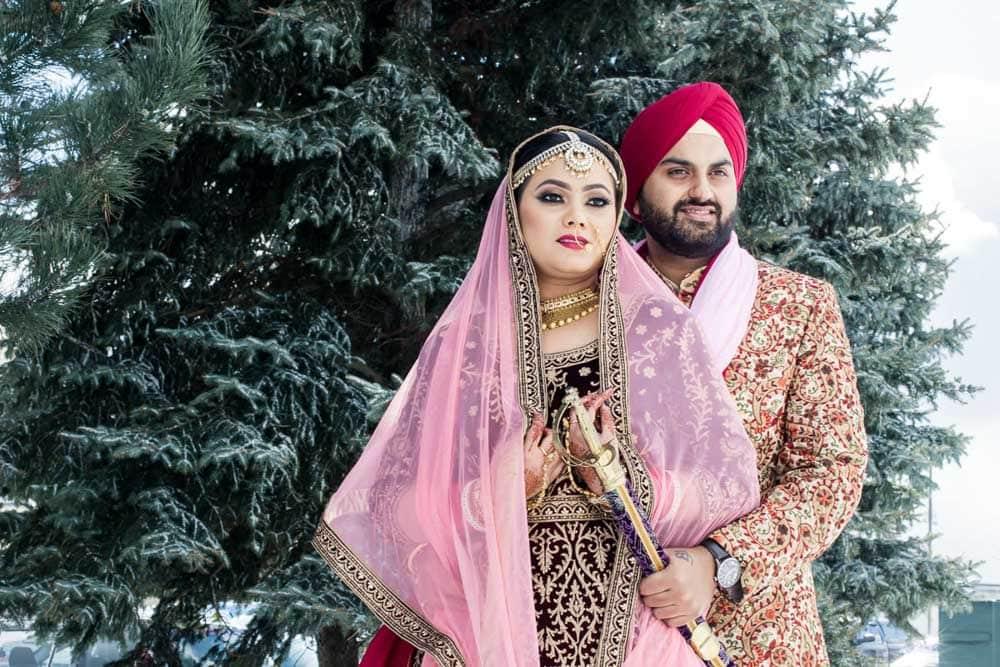 Indian Winter Wedding