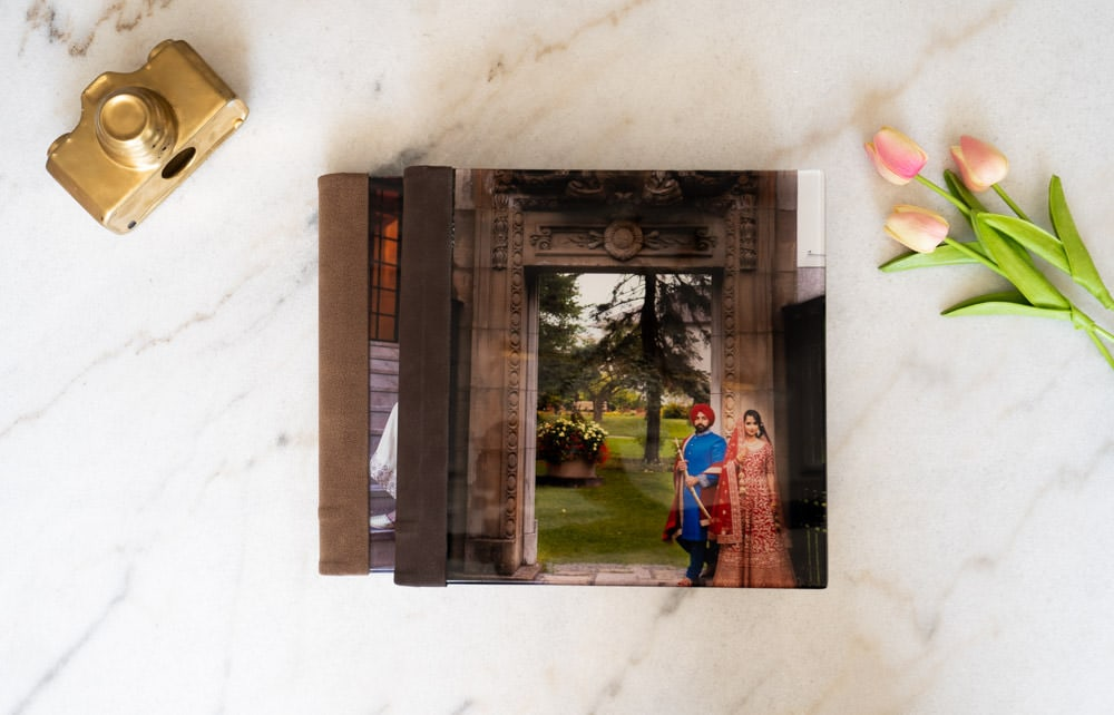 Indian Wedding Albums