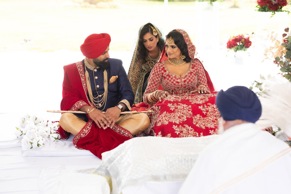 Tent Indian Weddings 6 Mistakes to avoid while Planning their Sikh ceremony