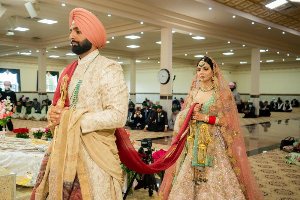 Rexdale Sikh Wedding