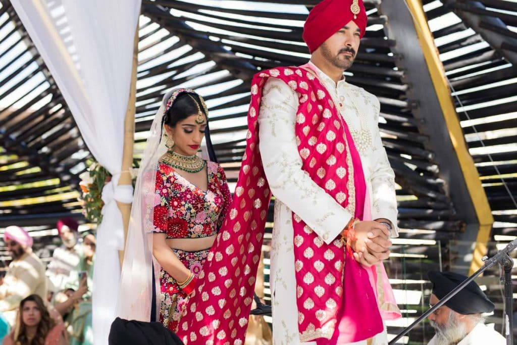 Royalton Mexican SIkh Wedding