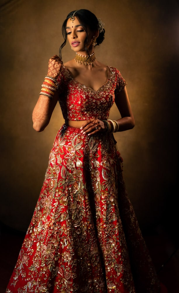 shyamal bhumika bridal collection
